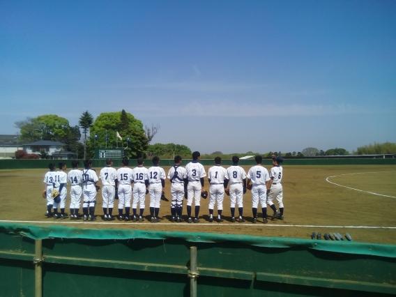 ジャイアンツカップ ポニー千葉県予選2位で突破!