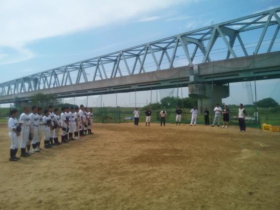 全日本選手権壮行会を行いました。