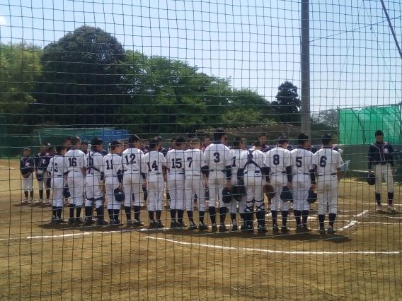Gカップ ポニー千葉県予選 1勝1敗