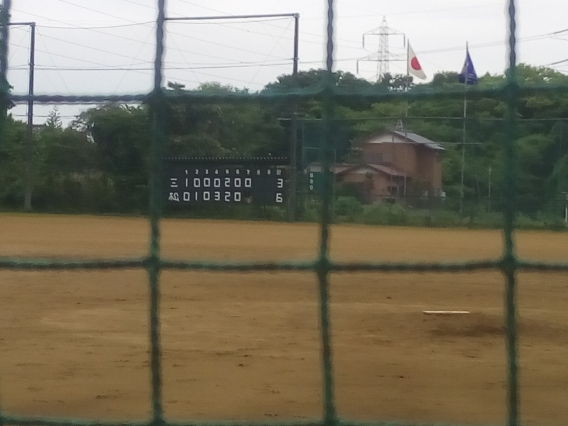 関東連盟 春季大会予選リーグ 3勝で予選突破!